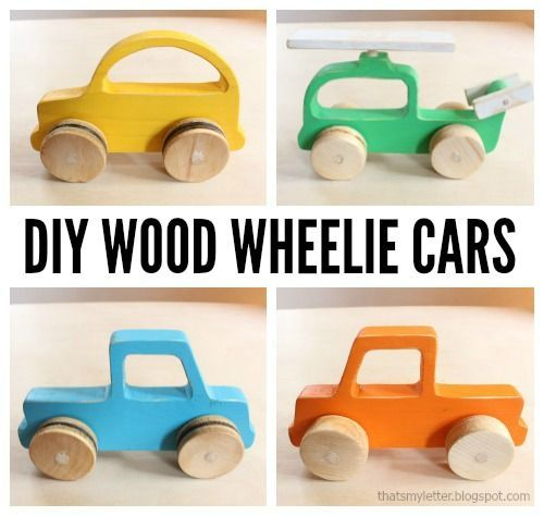 Ana White | Build a Wood Push Car, Truck and Helicopter Toys | Free and Easy DIY Project and Furniture PlansLiz K
