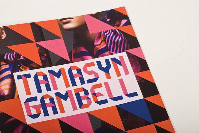 Tamasyn Gambell   Textile Design   Emma Brownson Design
