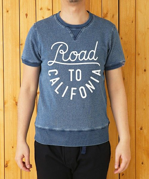 【ZOZOTOWN】RODEO CROWNS WIDE BOWL(ロデオクラウンズワイドボウル)のTシャツ/カットソー「ROAD TO CA 半袖 スウェット」(4219SJ90-1200)を購入できます。