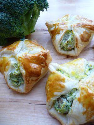 la pancia del lupo: Fagottini ai broccoli e ricotta