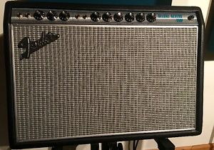 Fender 68' Custom Deluxe Reverb Winnipeg Manitoba image 1