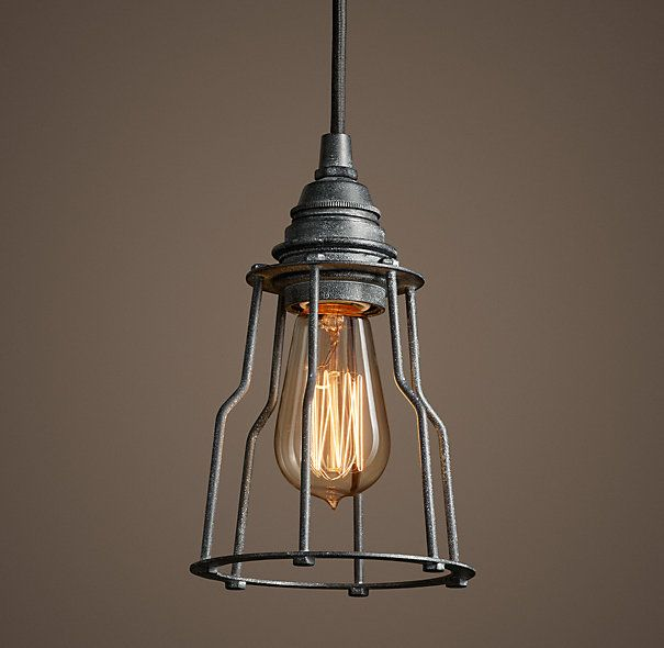 Evoking Early 20th Century Industrial Lighting, Our Reproductions Of  Vintage Fixtures Retain The Classic