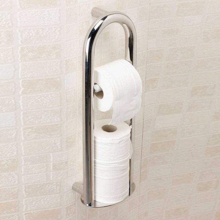 Great Spa Toilet Roll Holder Integrated Grab Rail M66399  Https://www.nrshealthcare.