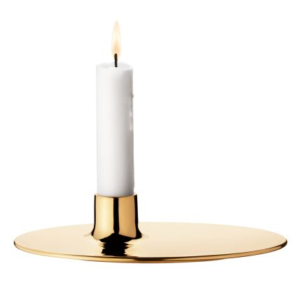 Ilse Crawford / Georg Jensen The perfect modern candle holder.