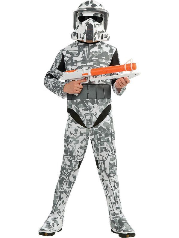 Check out Clone Wars Arf Trooper Costume - Cheap Star Wars Costumes for Boys from Costume Discounters