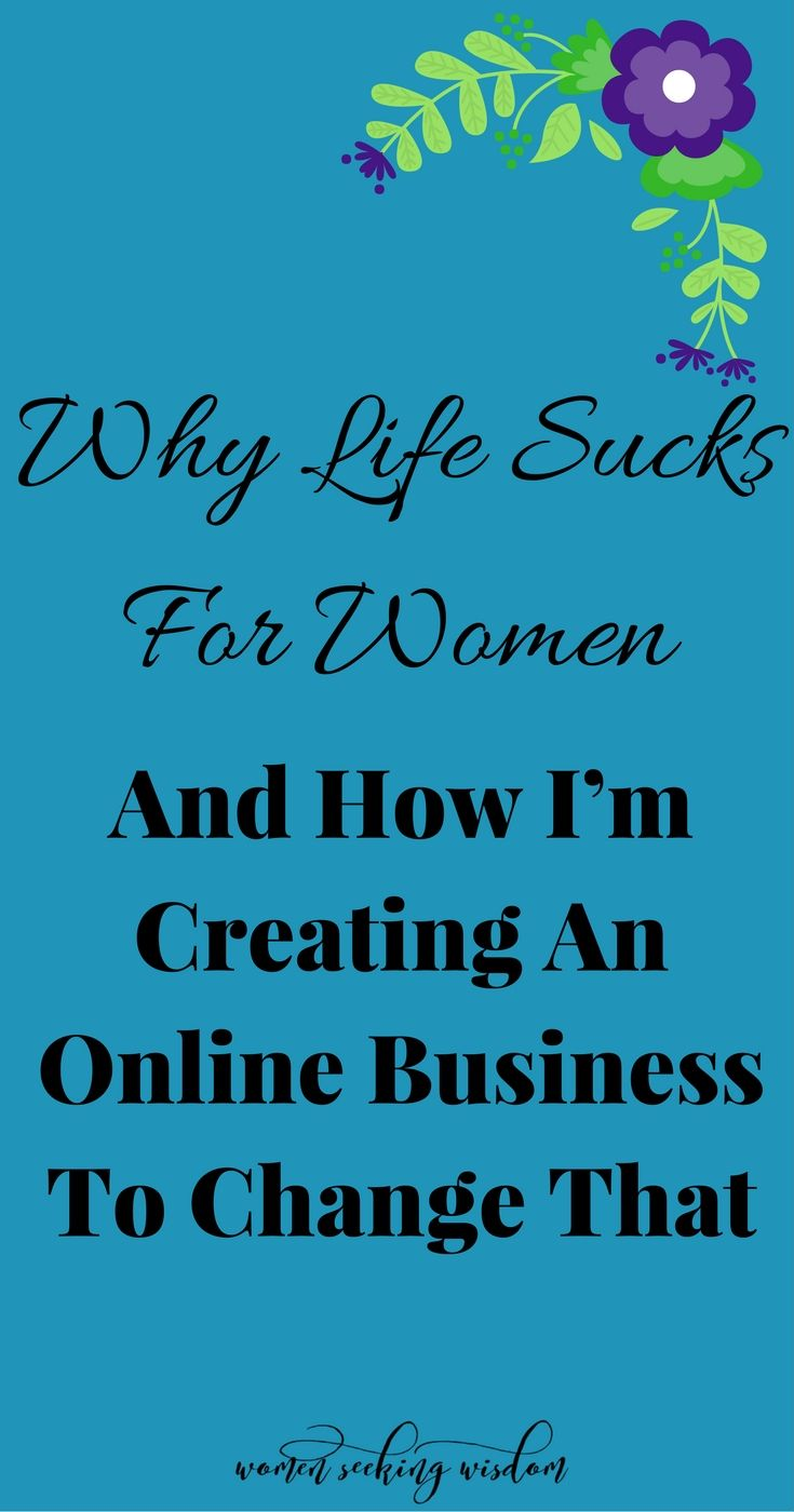 I don't want to be a whinger but sometimes it seems like we are asking why life sucks? It seems like all we do is hustle to make it through the day!    Personal Growth | Entrepreneur Tips | Women Empowerment | Beginner Blogging | Online Business Startup