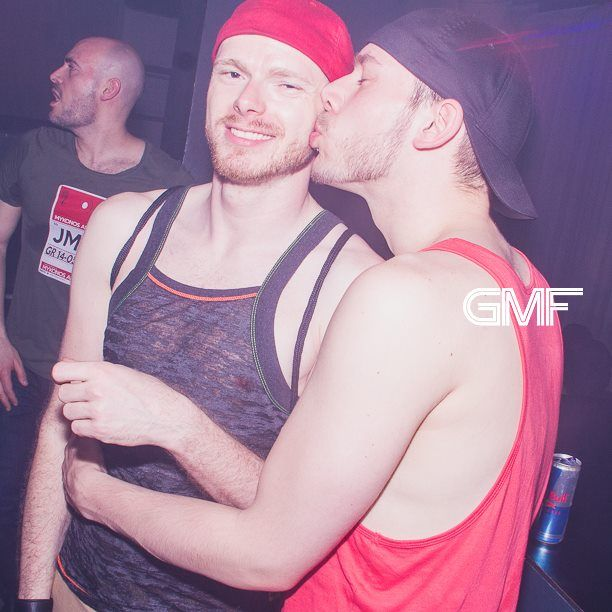 #gmfberlin #berlin #nightlife #party #sunday #sonntag #gay #gayparty #gayclub #club #dance #friends #independent #individualliberty #fun #kisses