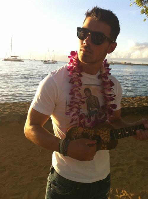 Joe Jonas. When did he get hot?