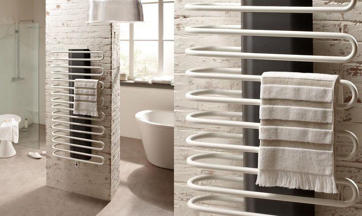 Un sèche-serviettes pratique et #design !