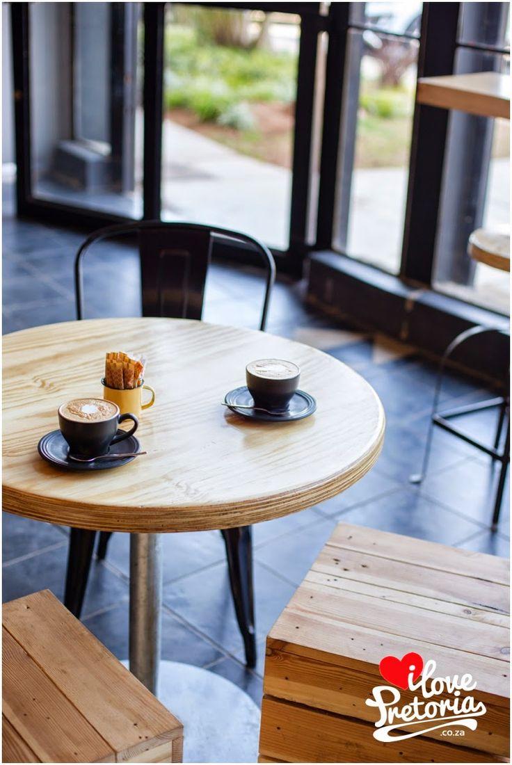 Vintage Coffee   I Love Pretoria