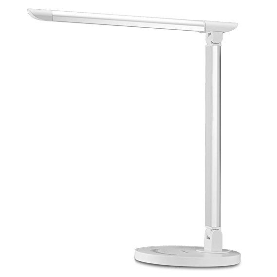 TaoTronics LED Desk Lamp, Eye caring Table Lamps, Dimmable