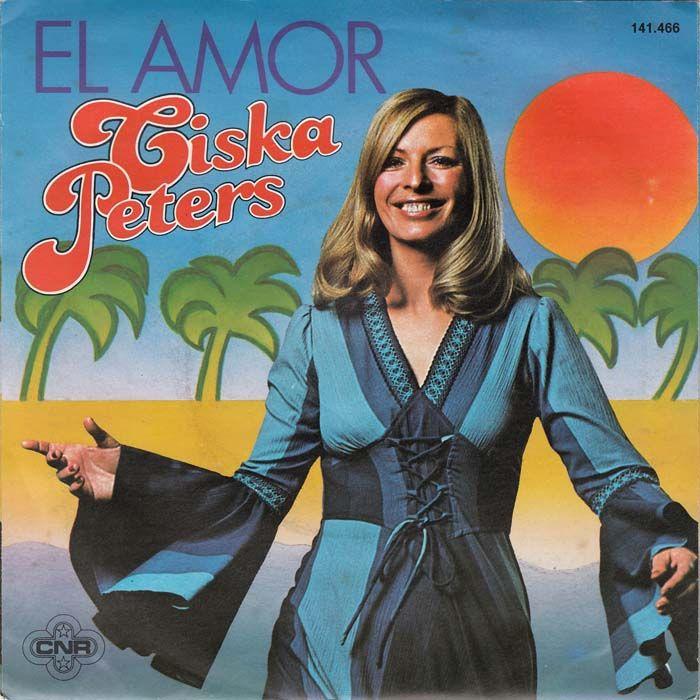 "7"" Single on 45cat: Ciska Peters - El Amor (Credo) (De La Misa Campesina Nicara-Guense) / Dans 'n Tango Met Mij - CNR - Netherlands - 141.466"