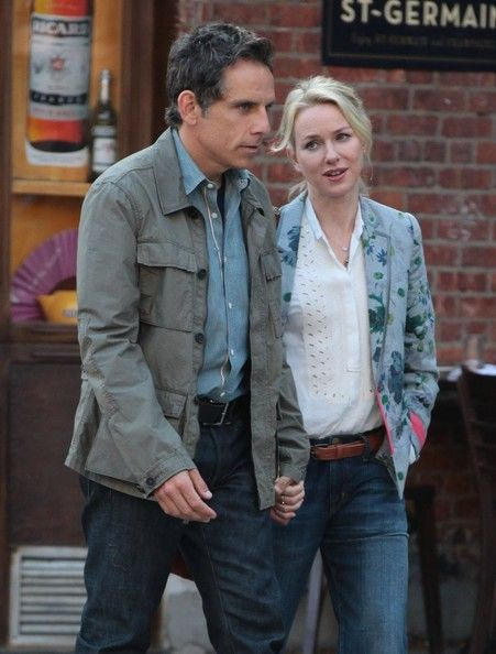 Naomi Watts - 'While We're Young' Films in NYC