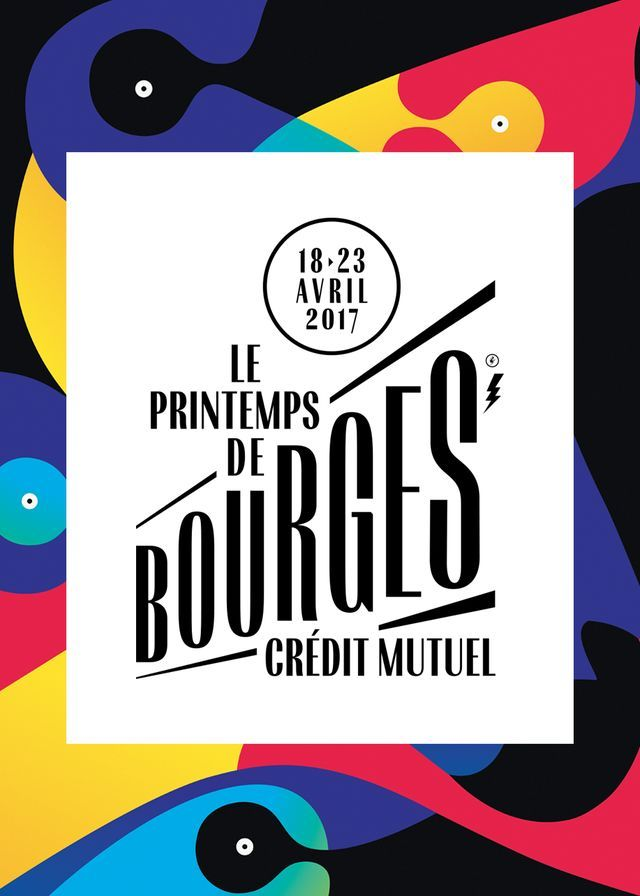 Printemps de Bourges 2017 la programmation