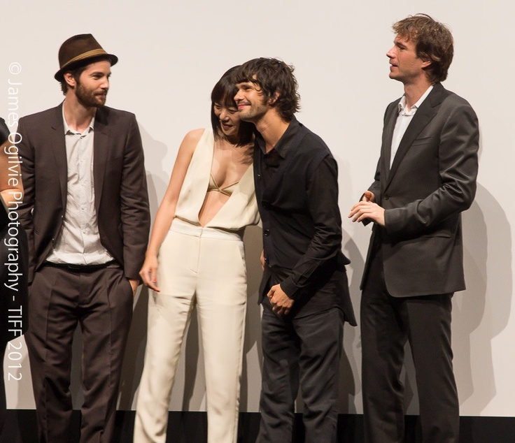 cloud atlas DOONA BAE, JIM STURGESS, BEN WHISHAW & JAMES D ...