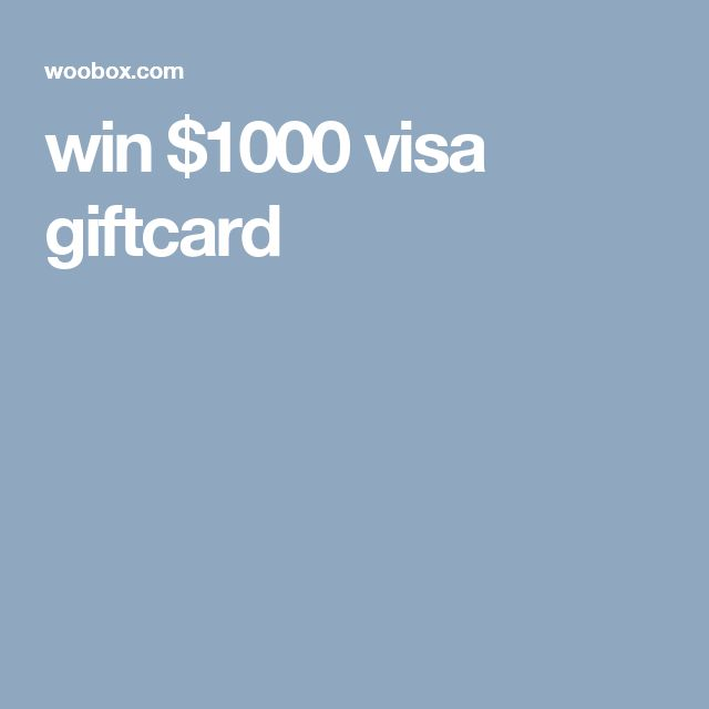 win $1000 visa giftcard or free pizza voucher #win #free #pizza #prizes #sweeps #giveaway #cash