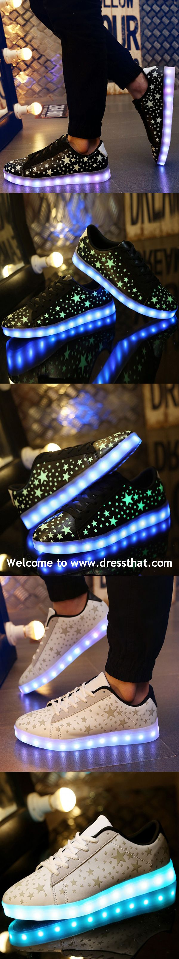 LED shoes,light up shoes,women sports shoes,sports shoes,USB charge shoes