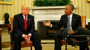дональд трамп, барак обама, выборы в сша, политика, республиканцы, демократы, хиллари клинтон