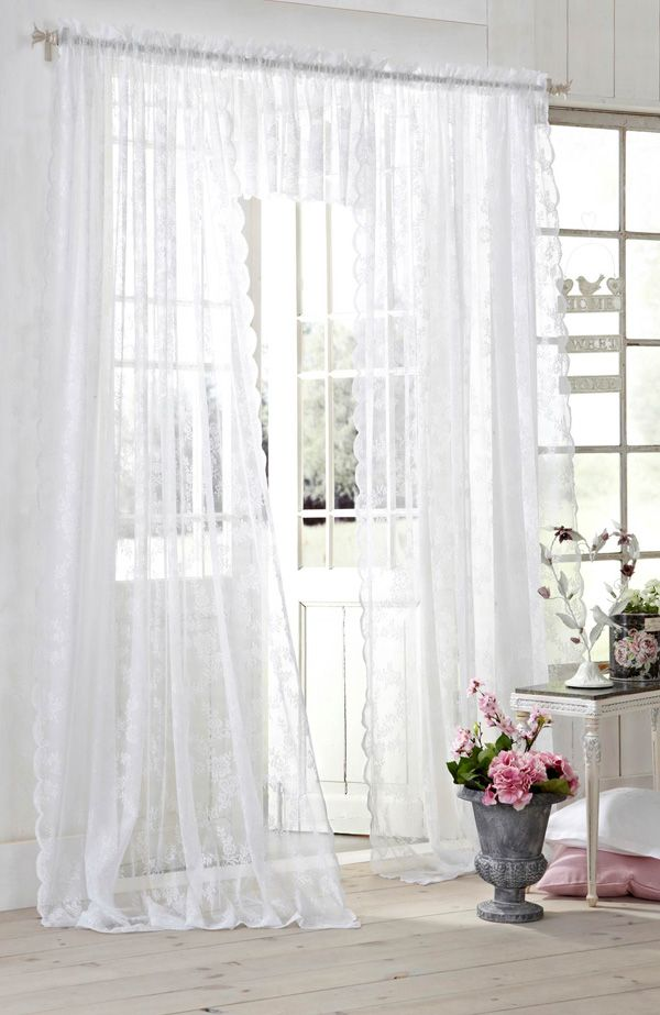 Billiga gardiner: 6 stilar för finare fönster - Inredningsvis