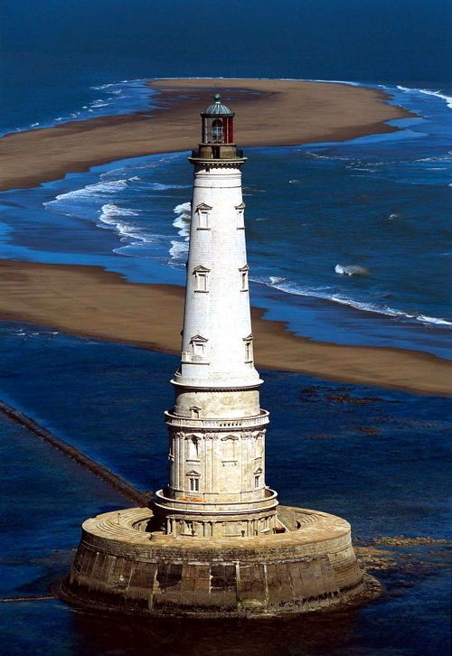 Cordouan Lighthouse, Aquitaine, France