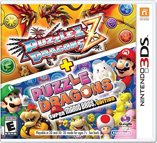 Puzzle & Dragons Z  Puzzle & Dragons Super Mario Bros. - 3DS [Digital Code] @ niftywarehouse.com