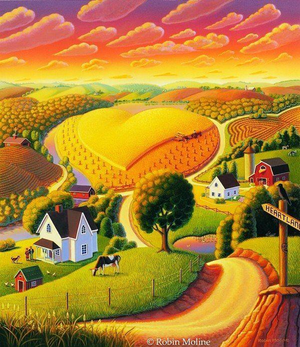 Heartland - Robin Moline