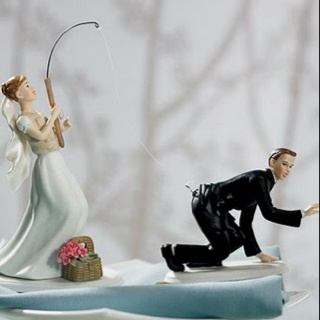Top of my wedding cake