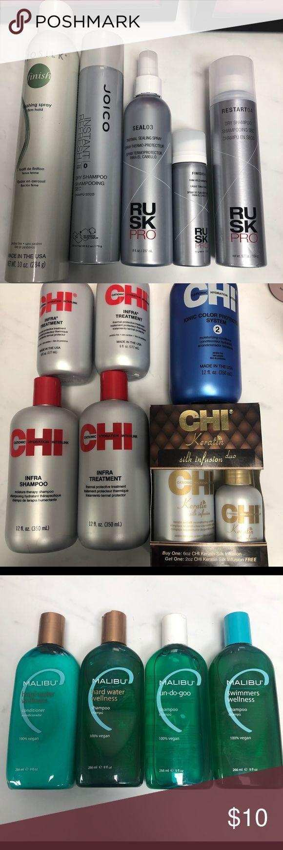 Haarpflegemittel (NEU)  Viele Haarpflegemittel  alle neu und nie benutzt !!! $ 1