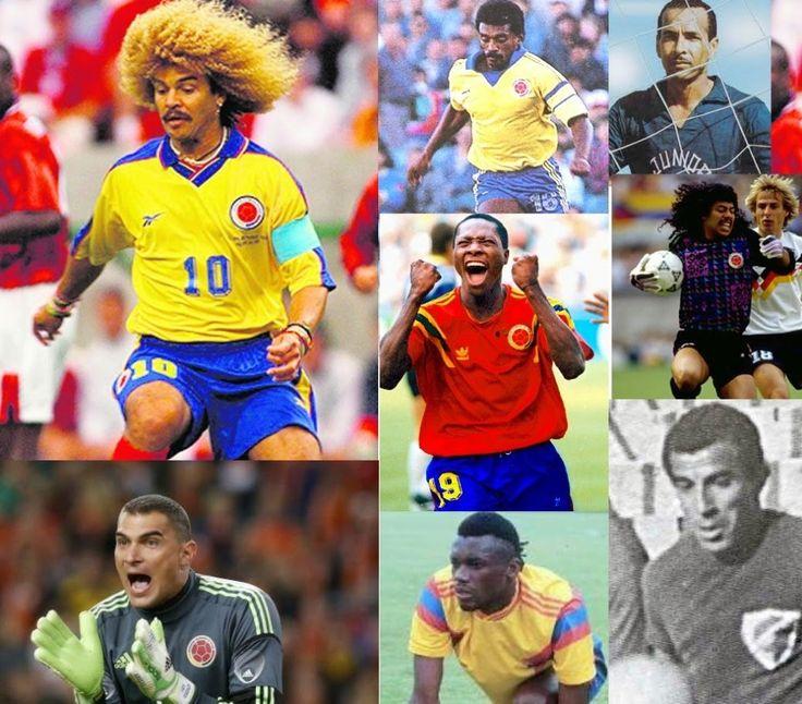 La Monserga del Fútbol » ¡Ssí-sí / Colombia / ssí-sí / Libro de Peltre! El Vol…
