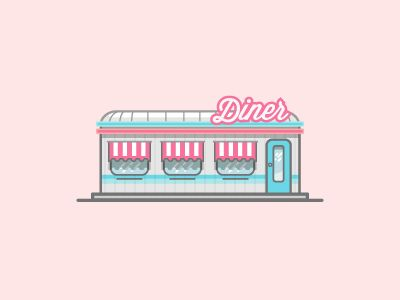 American Diner by miguelcm