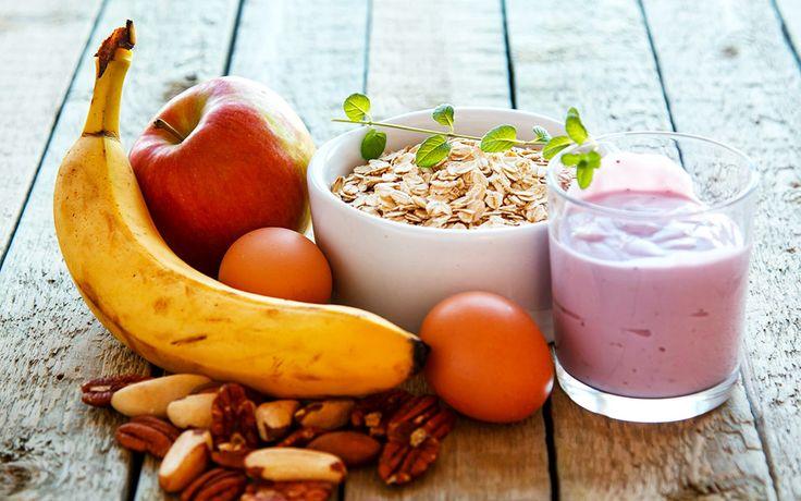 Desayuno para bajar de peso en una semana. Para ver las recetas de los 6 desayunos: http://todosobredieta.com/6-recetas-de-desayuno-para-bajar-de-peso/