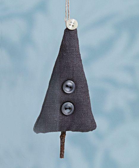 Askartele kankainen joulukuusi - Kodin Kuvalehti