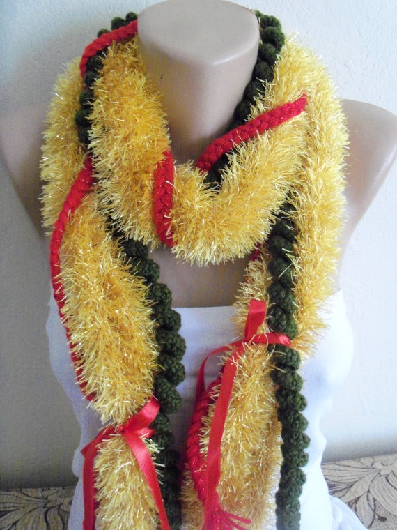 A Great Christmas and Party Scarf and Accessories by colourfulrose, $19.90