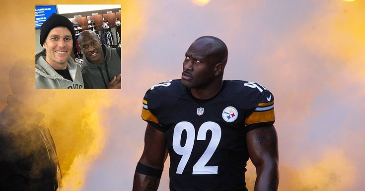 James Harrison, Patriot Not Steeler, Adds Extra Layer of Intrigue to AFC Playoffs - Sports Illustrated