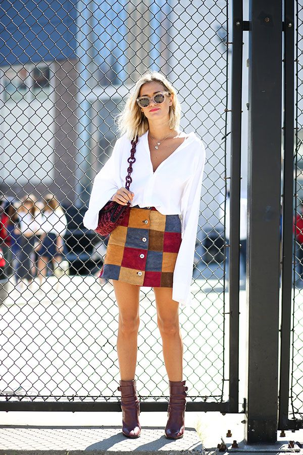 Τα ωραιότερα φθινοπωρινά looks που είδαμε στις εβδομάδες μόδας μέχρι τώρα