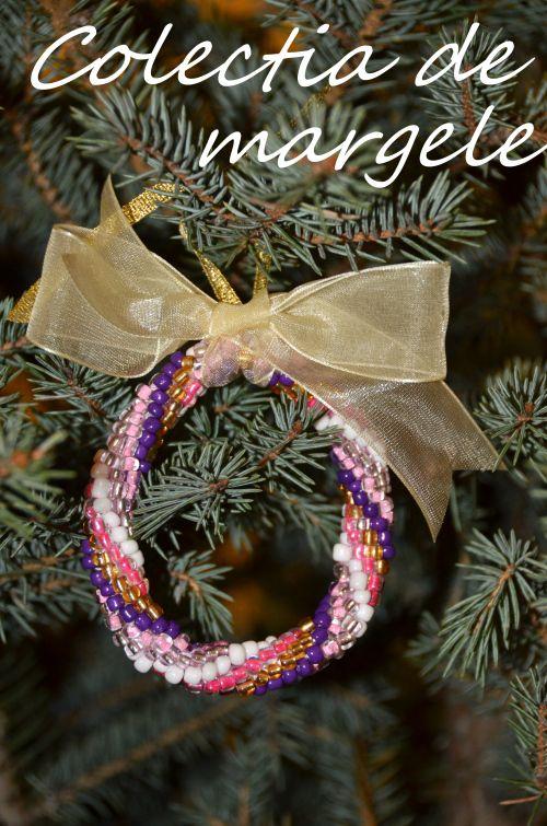 Christmas decoration  Please visit http://colectiademargele.ro/