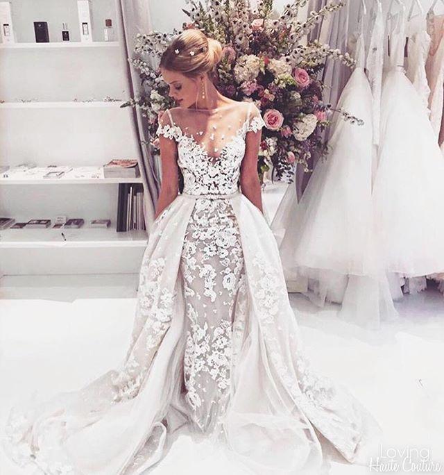 Wedding Gown by Berta Bridal