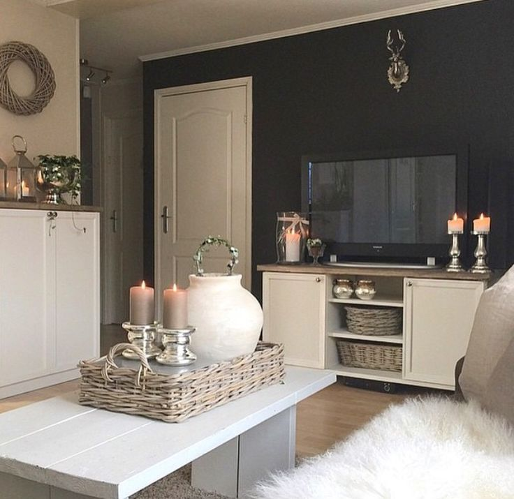 Die besten 25+ Tv möbel landhaus Ideen auf Pinterest Tv wand - moderner landhausstil wohnzimmer