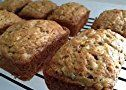 Easy zucchini bread recipe with a lightly spiced, perfectly sweetened batter and a whole pound of grated zucchini mixed in.