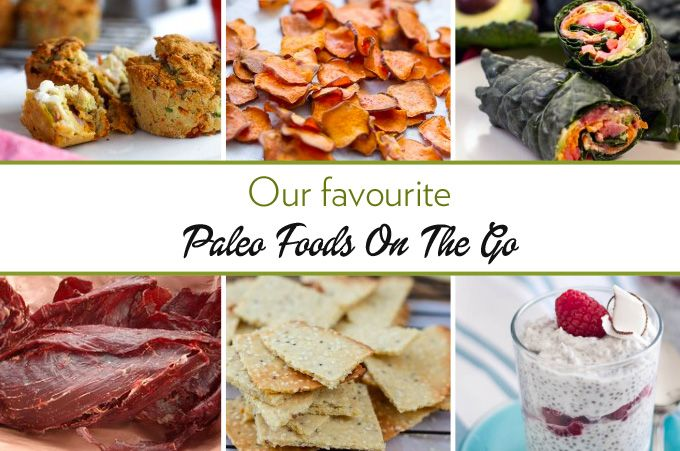 Paleo On The Go -Breakfast, Lunch & Snack Ideas | Eat Drink Paleo