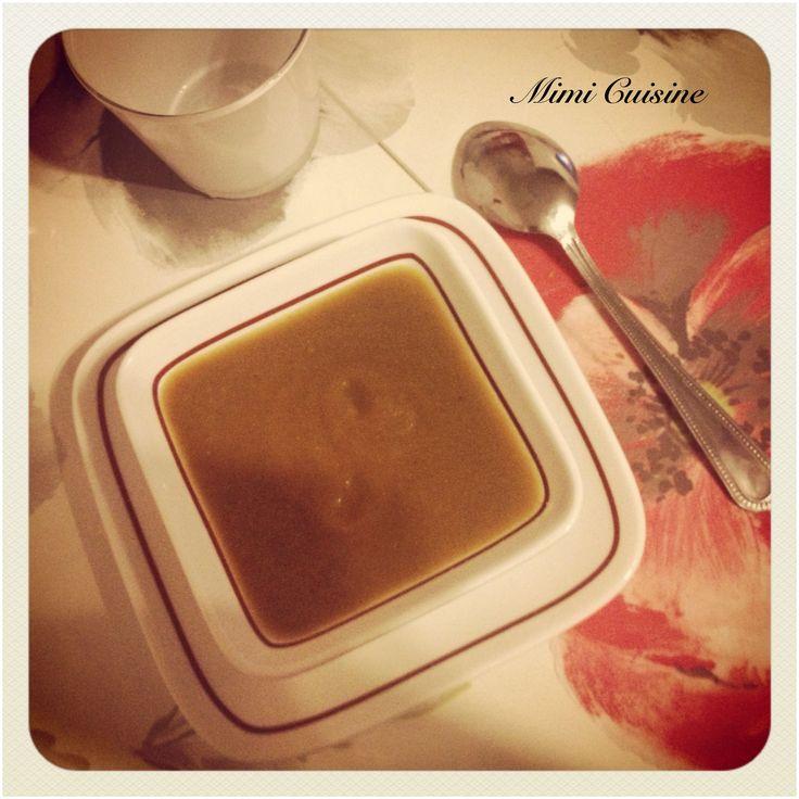Soupe de légumes Recette Companion - Mimi Cuisine