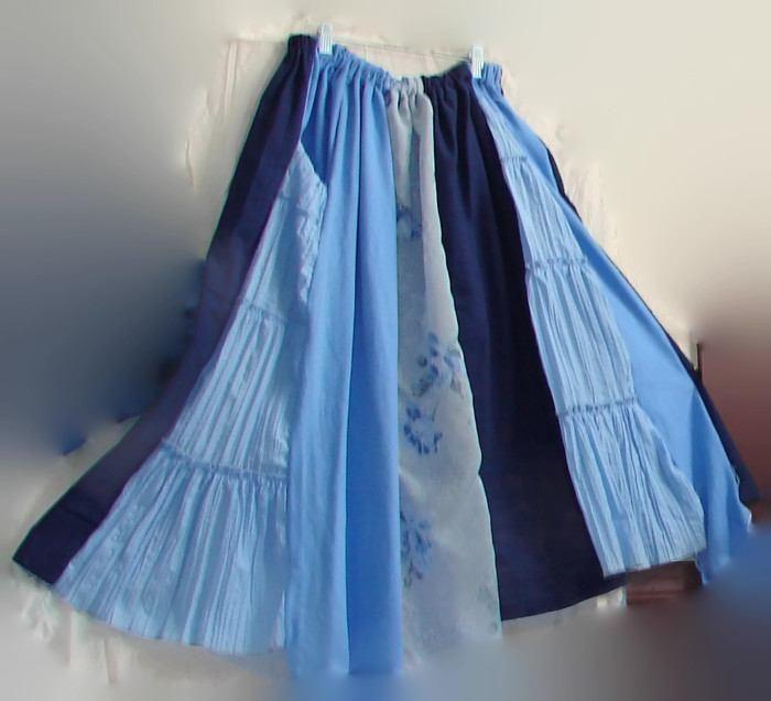 Ready 2 Ship patchwork skirt hippie skirt boho skirt bohemian skirt gypsy skirt festival skirt tribal skirt boho wedding patchwork skirt by WindyMountainDesigns on Etsy