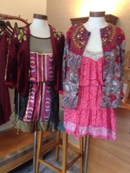 Vestidos para fiestas Salsipuedes invierno 2014