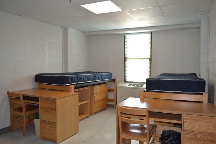 To My Empty Dorm Room