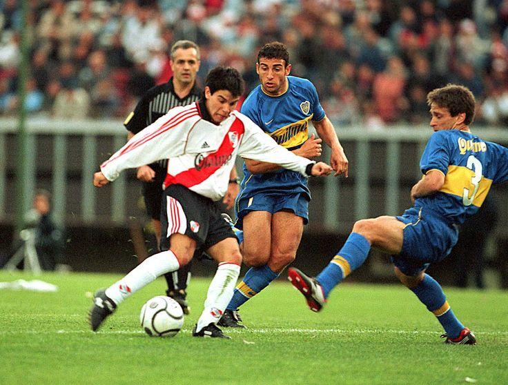 Saviola - River Plate vs Boca Juniors