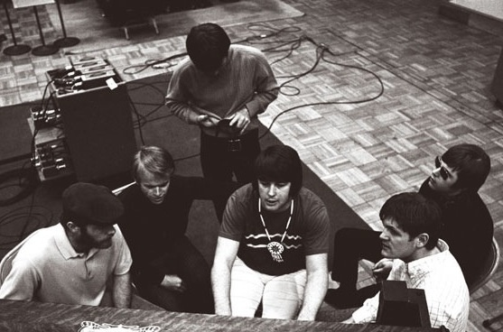 Beach Boys making Pet Sounds