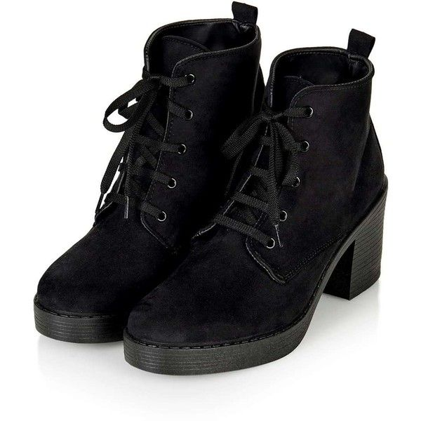 BEST Beaumont Lace-Up Boots ❤ liked on Polyvore featuring shoes, boots, lace up shoes, laced shoes, laced up boots, lacing boots and laced up shoes