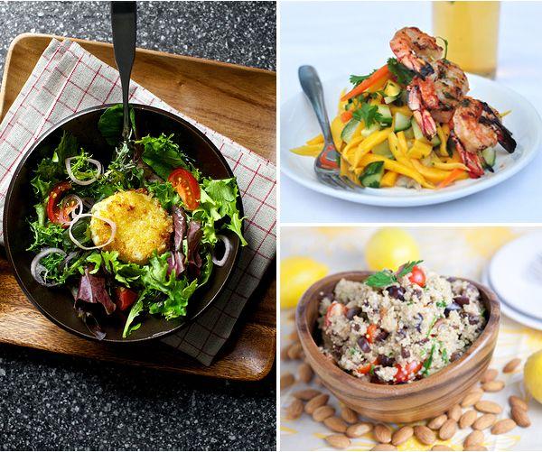 Too many amazing salads for summer from Anthology Magazine