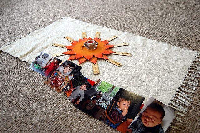 "Sunflower Montessori Parents' Association: ""Walk Around The Sun"" - A Montessori…"