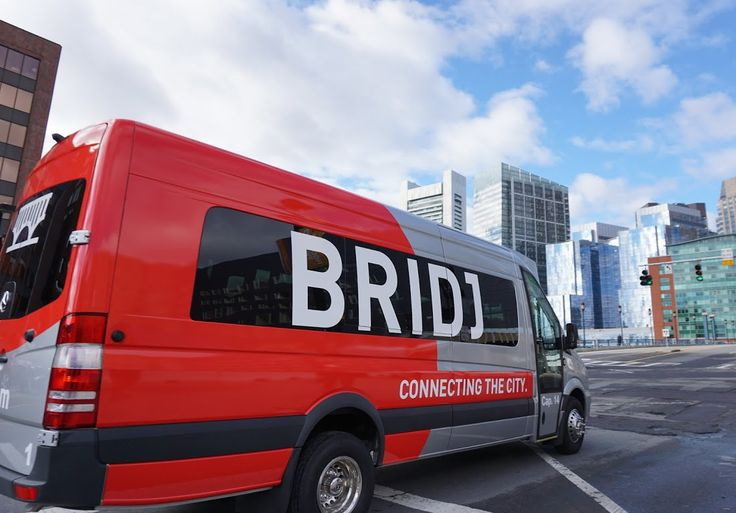 Bridj - With New Apps, Bridj Gets Closer to Vision of Private Bus Network